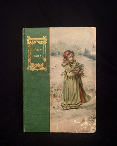 Editha's Burglar by Frances Hudgson Burnett
