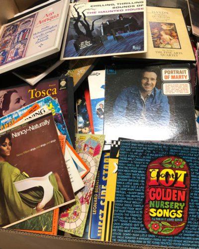 Vinyl LPs Bulk