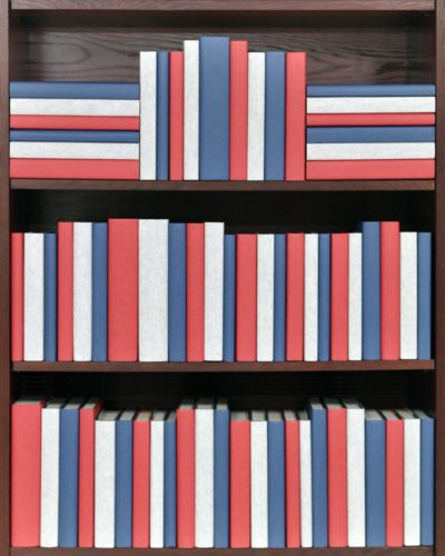 Wrapped Stars and Stripes