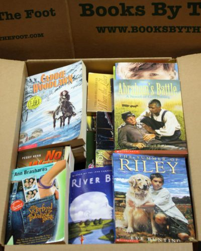 Boxed Children's Books: Young Adult