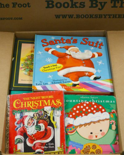 Boxed Children's Christmas Books