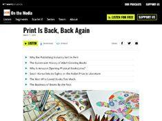 NPR Print on Media