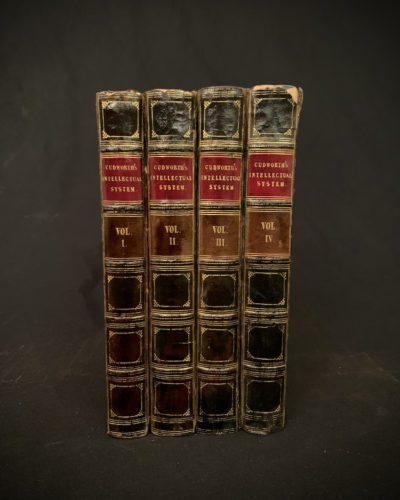 Cudworth's Intellectual System