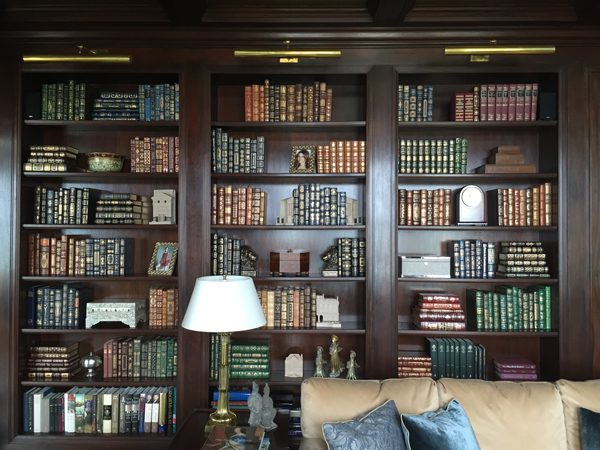 Glittering Library