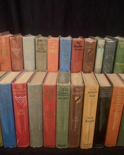 First Edition Collection - Rex Beach & R. H. Davis